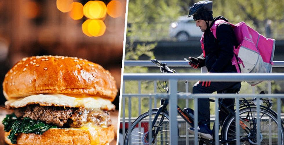 Hotmat vill fälla Foodora – får avslag från Konkurrensverket