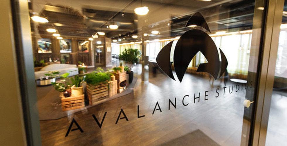 Breakit - Avalanche Studios sänker sjuktalen tack vare massage