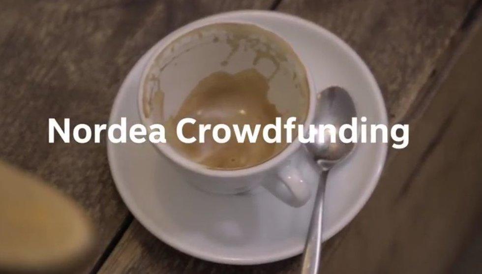 Nu utmanar storbanken crowdfunding-startups i Finland