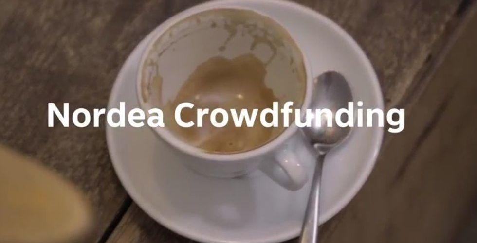 Breakit - Nu utmanar storbanken crowdfunding-startups i Finland