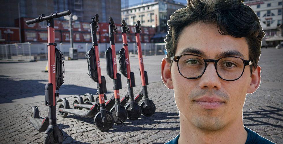 """Voi slår tillbaka mot Stockholm efter nya avgiften: """"Det är symbolpolitik – det är inte rätt"""""""