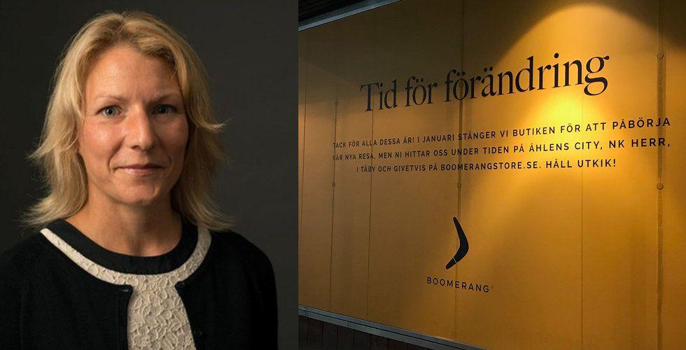 Tisenhultgruppen tar över konkursade Boomerang