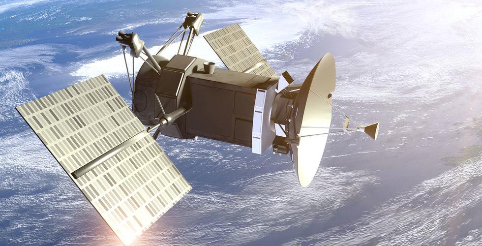 Svenskt doldisbolag får in 750 miljoner till nytt rymdprojekt