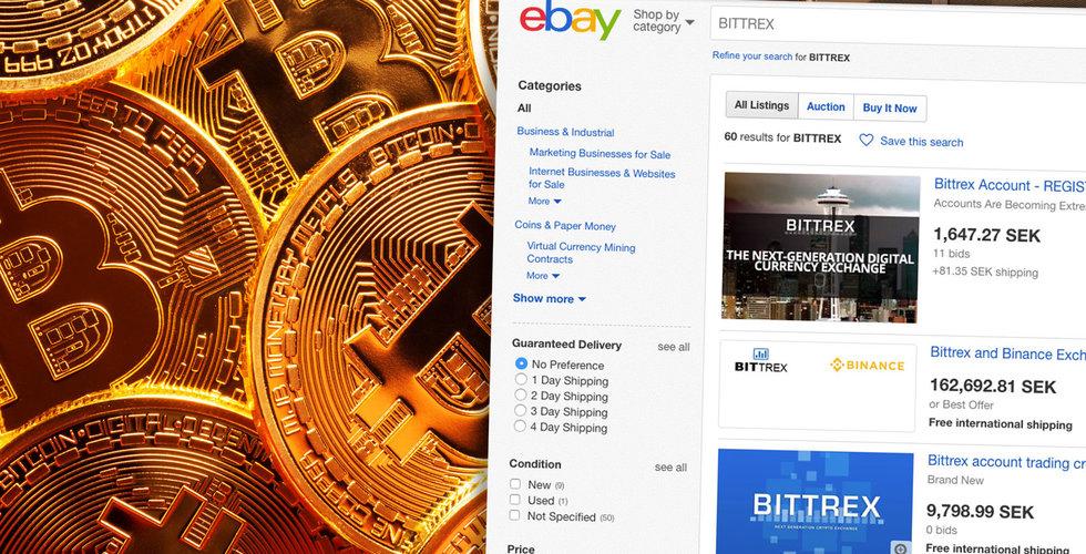 Breakit - Kryptohaussen pressar marknadsplatserna – bäddar för riskfylld andrahandsmarknad
