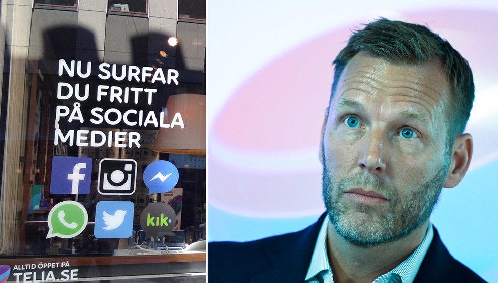 Efter kritiken – Telias gräddfil för Facebook stoppas av myndighet