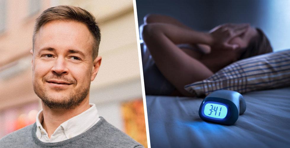 Sömnanalysföretaget Sleep Cycle ska noteras på Stockholmsbörsen