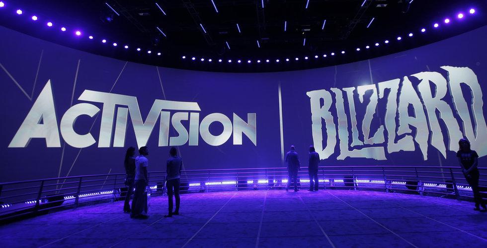 Activision Blizzards resultat bättre än väntat – aktien upp i efterhandeln