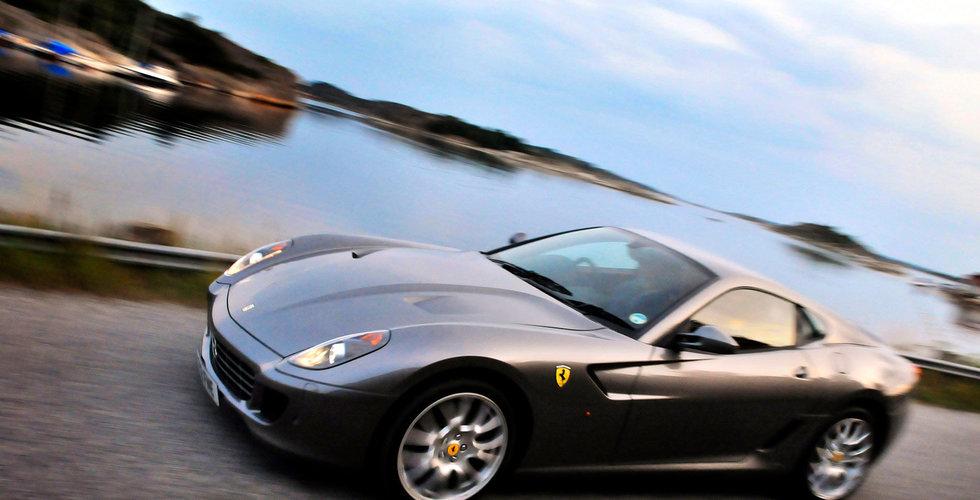 Breakit - Ferrari ska bygga eldriven superbil