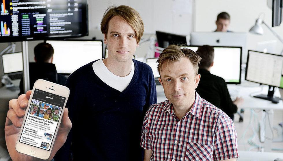 Breakit - Nyhetstjänsten Omni växlar upp – rekryterar från konkurrenterna