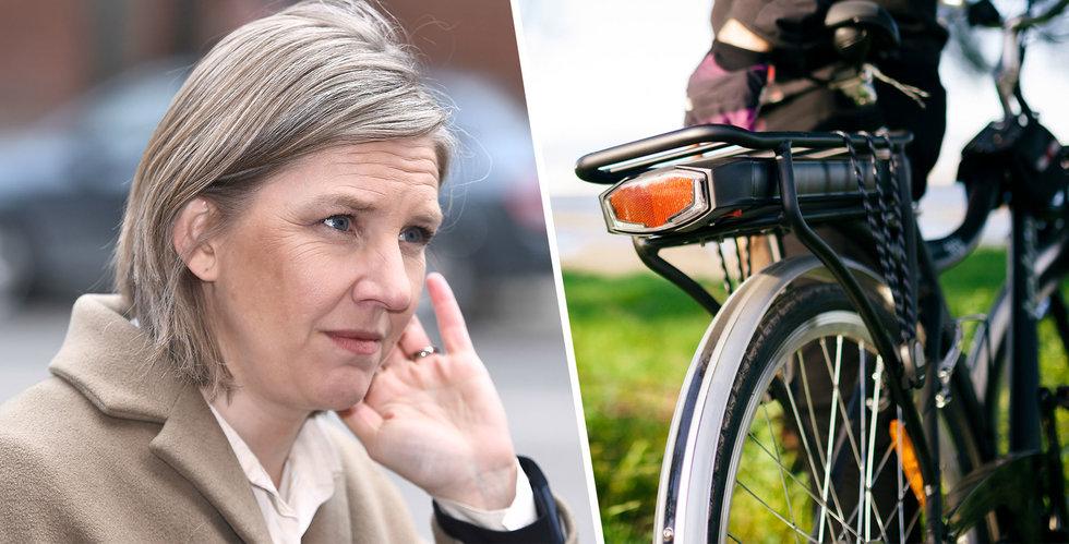 """Miljöpartiet vill se hållbarhetsmärkning för elcyklar: """"Ska kunna veta att det inte varit barnarbete"""""""