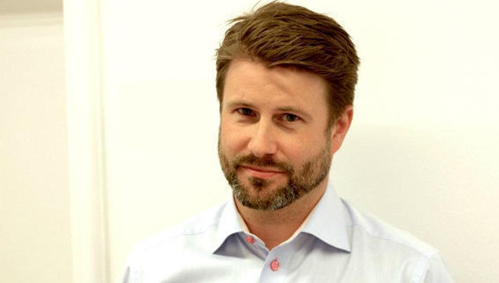 """Affärsängeln Daniel Laurén: """"Jag gör bort mig hela tiden"""""""