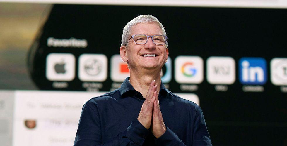 Apple har köpt vr-företaget Spaces