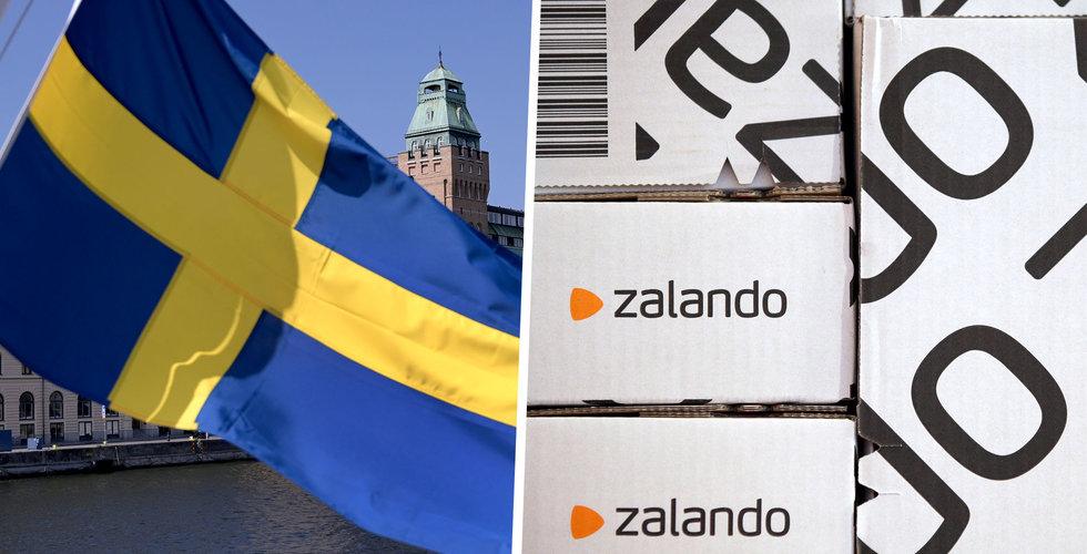 Zalando satsar på second hand i Sverige