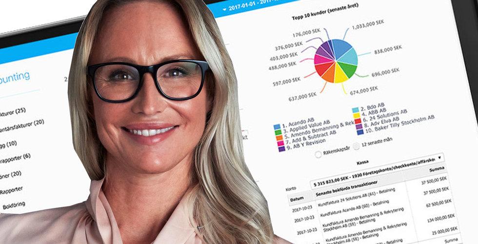 SEB köper in sig i PE Accounting – värderas till en kvarts miljard