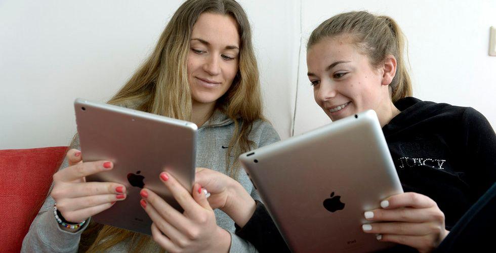 Millennials struntar i tv-apparaten – ändå ökar tittandet på linjär-tv