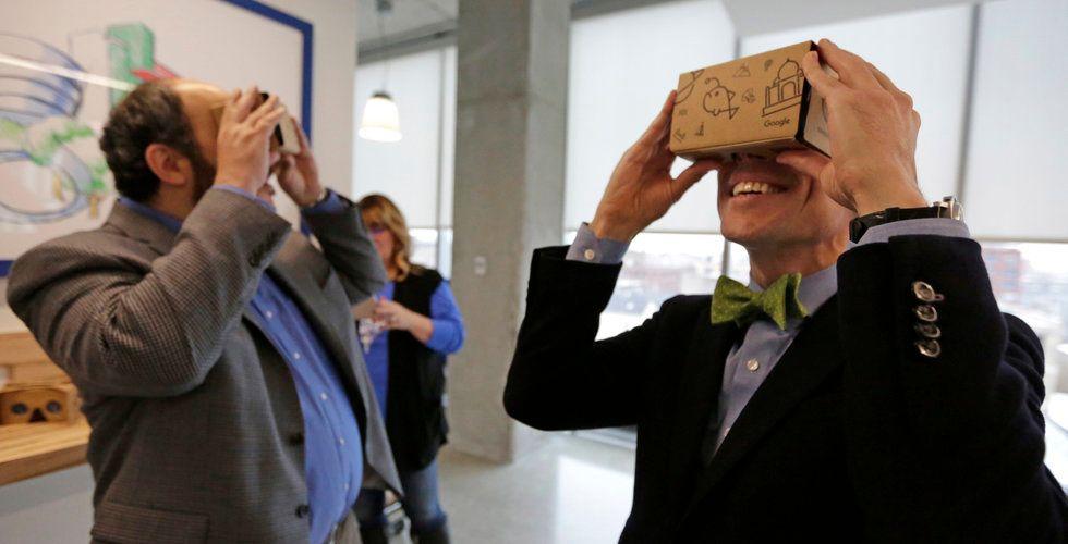 DN gör som New York Times – gör VR-innehåll med Google