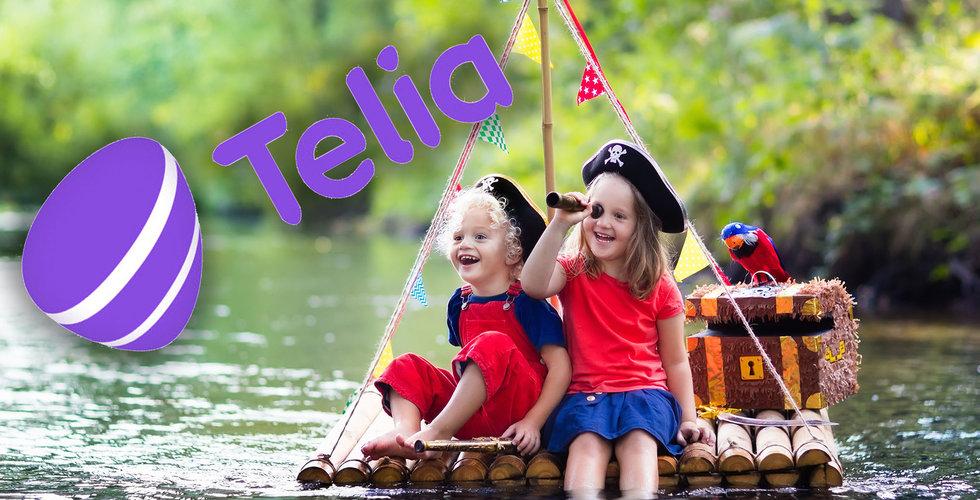 Filmjättarna stämmer Telia – vill pressa fram ett piratförbud