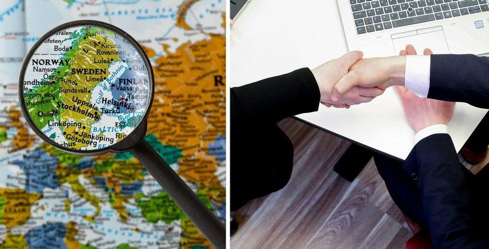 Rive Juridiska Byrå skräddarsyr lösningar när globala e-handelsjättar etablerar sig i Sverige