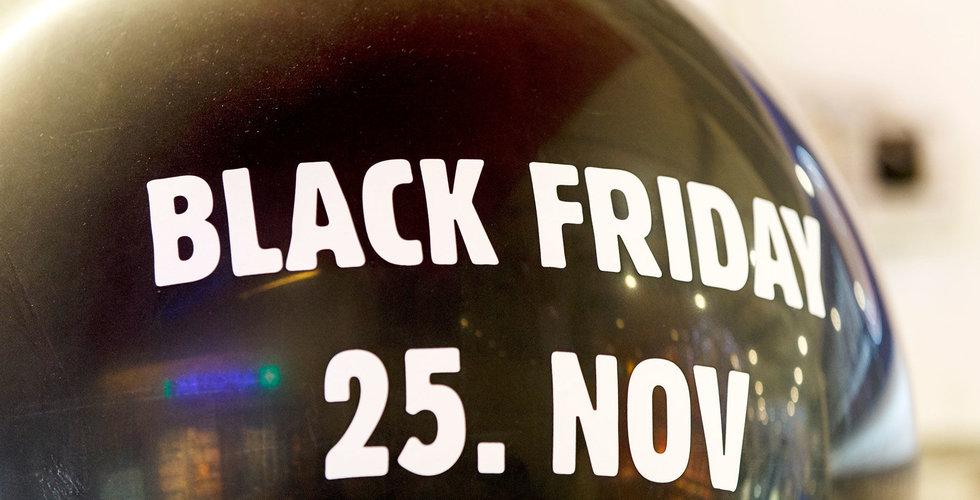 Nästan varannan svensk planerar att handla under Black Friday