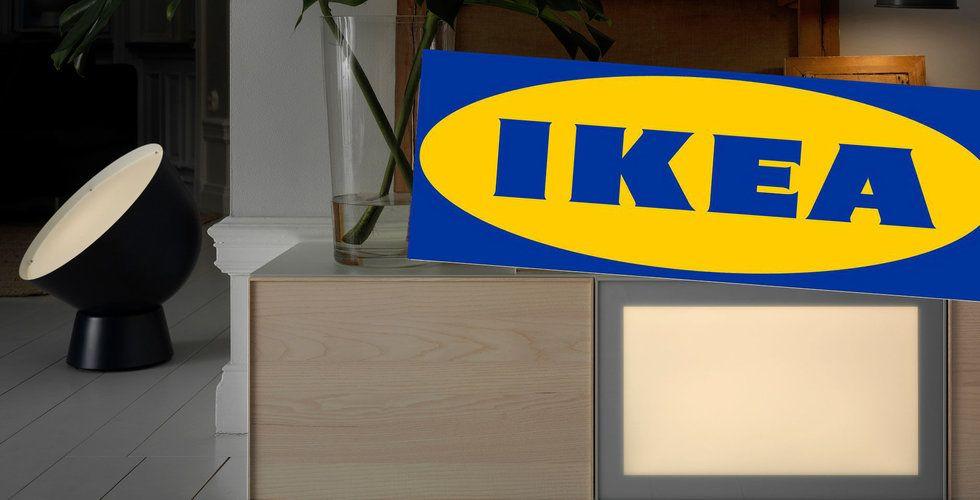 Nu kan du röststyra dina Ikea-lampor från din Iphone