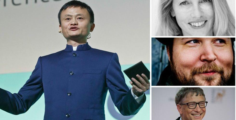 Hela listan: Här är världens rikaste techstjärnor (en är svensk)