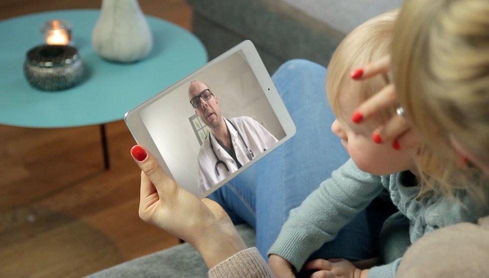 Breakit - Stort genombrott för videovård när Jönköping börjar använda Kry