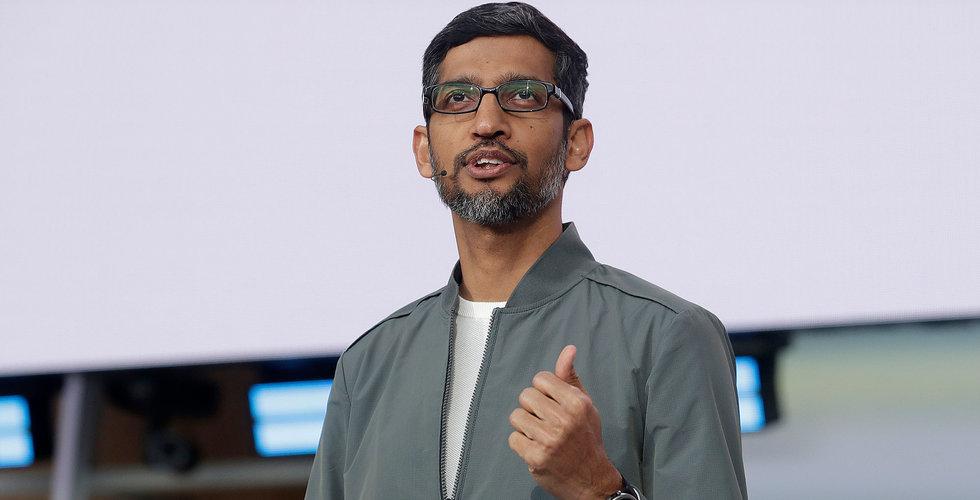 Googles ägarbolag Alphabet steg efter urstark rapport