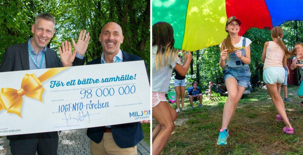Miljonlotteriet – så ska digitalisering ge mer pengar till välgörenhet
