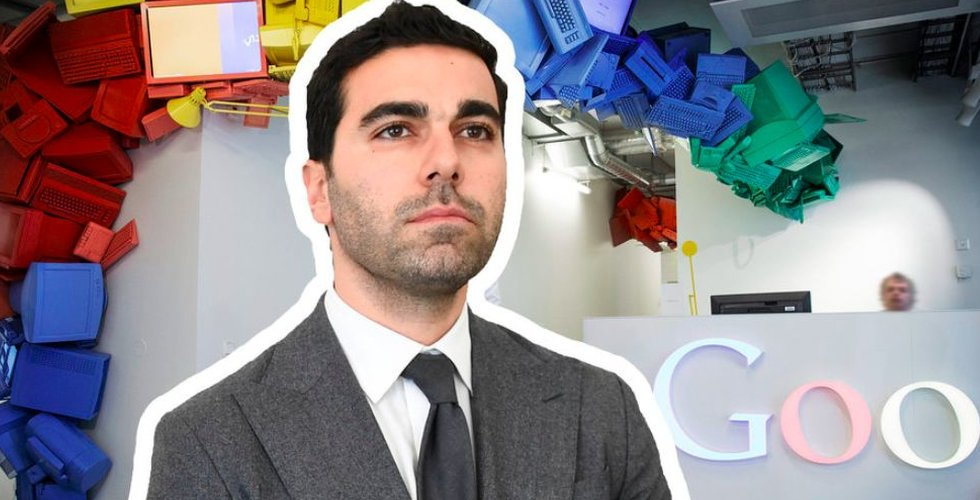 Farshad Shadloo lämnar Google Sverige– landat nytt toppjobb hos IT-jätten
