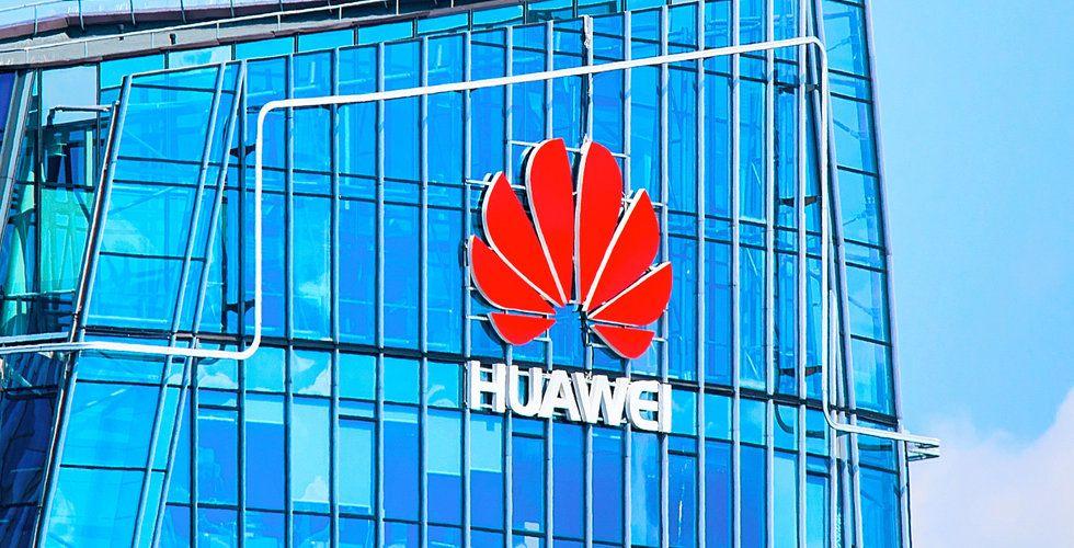 Huawei överklagar utestängning från det svenska 5G-nätet