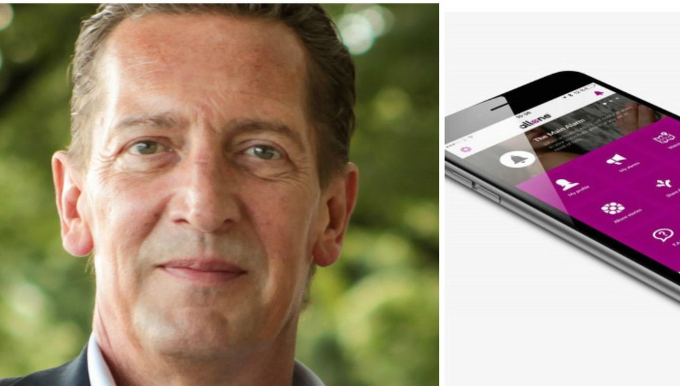 Qliks vd Lars Björk investerar i skånska säkerhetsappen Allone