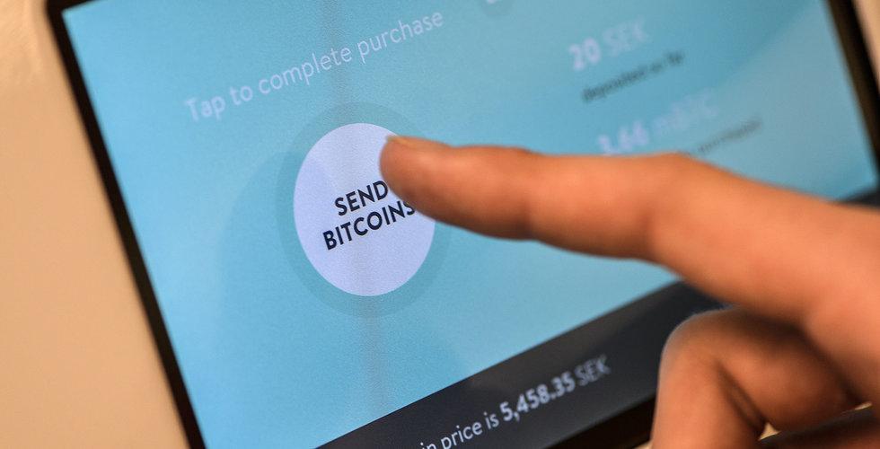 "Breakit - Investmentbank: ""Bitcoin är en bubbla"""