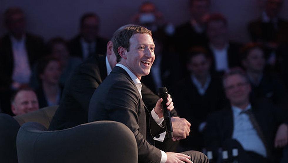 Breakit - Zuckerberg säljer Facebookaktier för hisnande 2,5 miljarder kronor