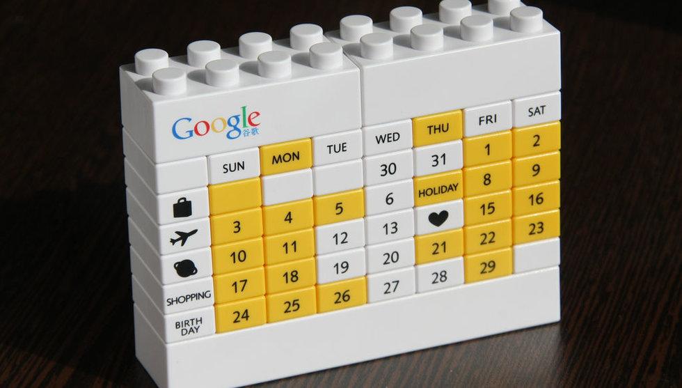 Breakit - Har Google tröttnat på Google-kalendern?