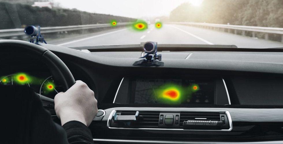Smart Eye och Geely i samarbete kring självstyrande bilar