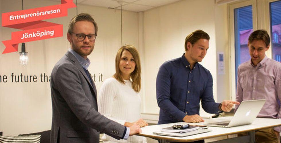 Gnosjöandan ska bli digital – de vill sätta orten på startupkartan