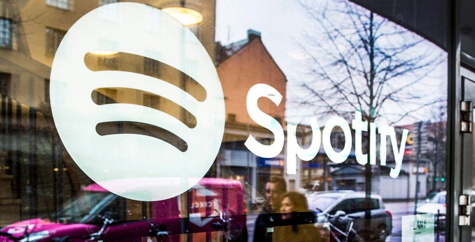 Breakit - Nu kan Daniel Ek äntligen ta sitt Spotify ur rävsaxen