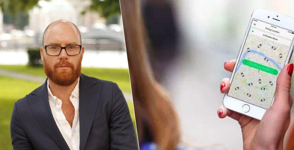 """Han ska lyfta kaxiga Uber-utmanaren Bolt i Sverige – """"Vi ska bli störst"""""""
