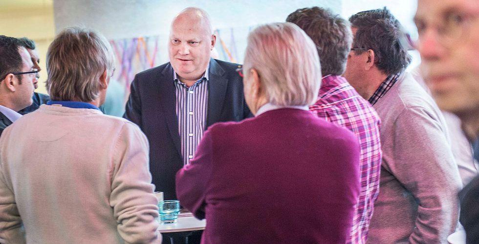 179 får lämna Fingerprint – sjösätter sparprogram igen