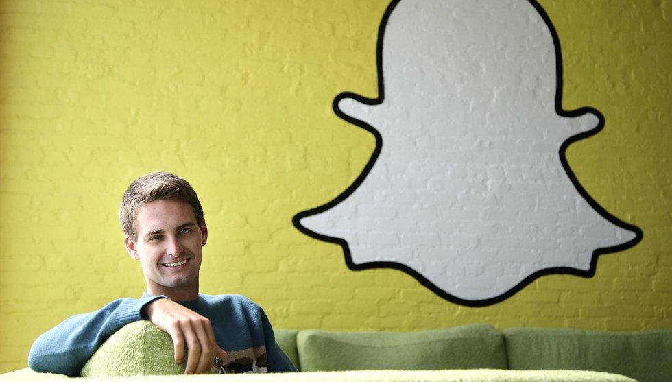 Breakit - Snapchat ansöker om notering - en av årets största börsdebuter