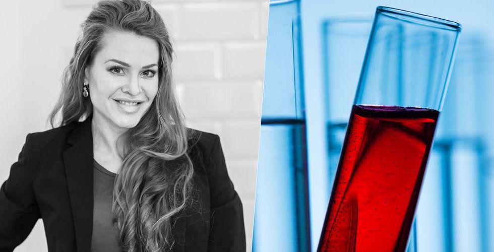 """Breakit - Lovisa Ryding bytte sångkarriären mot blodkoll: """"Var jobbigt de första åren"""""""