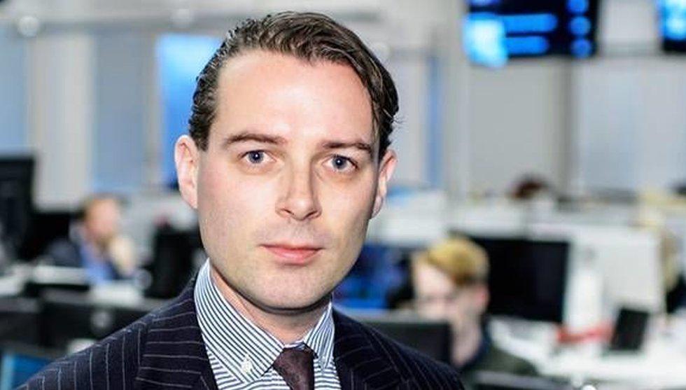 Bonnier-avhopparen Pär Roosvall till NFT Ventures