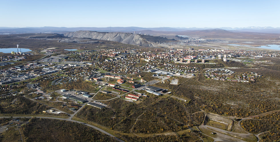 Breakit - Historisk flytt av Kiruna centrum – här skapas en ny stadspark