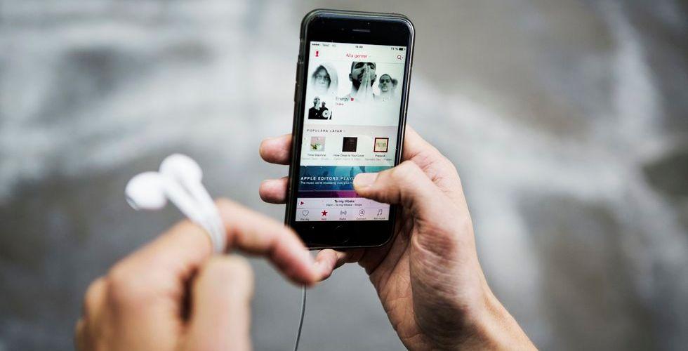 Breakit - Nu får Spotify konkurrens på Android – från Apple Music