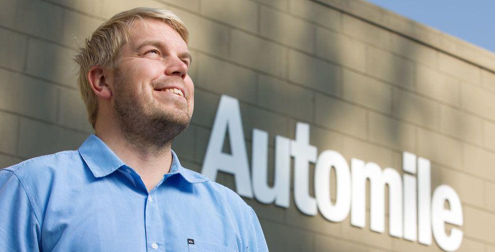 Jens Nylander säljer sitt bolag Automile i miljardaffär
