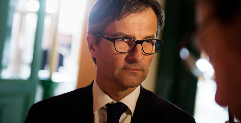Klart: Erik Thedéen ny chef för Finansinspektionen