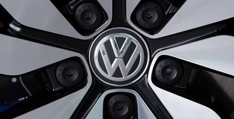 Volkswagen bygger om dieselbilar i Tyskland