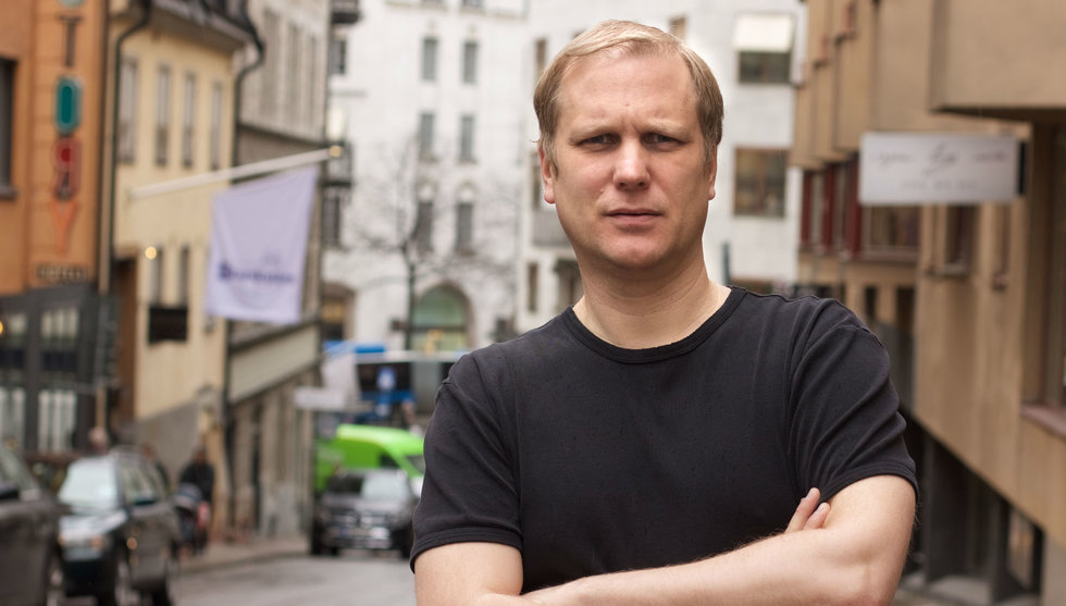 """Breakit - Stefan Lundell: """"Jag måste vara Sveriges sämsta pitchare"""""""