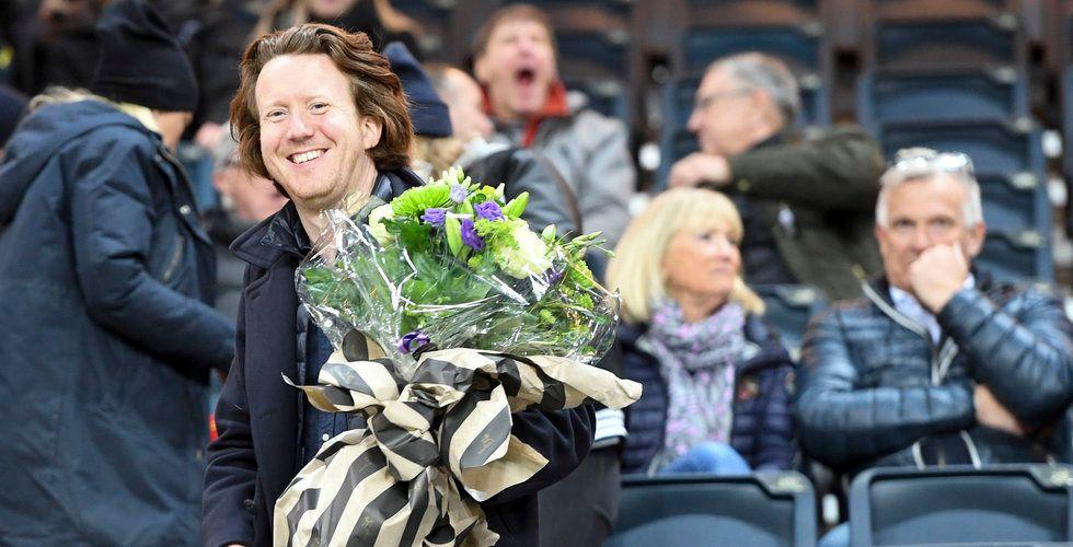 Efter AIK – Eric Ljunggren till Norrsken