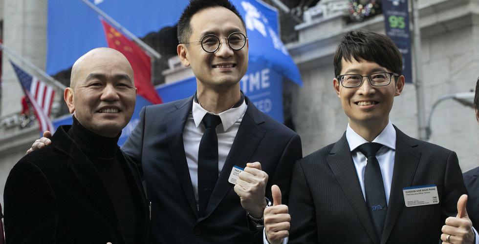 Rekordkvartal för Tencent Music – växer snabbt
